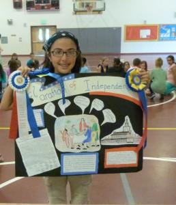 LC 2013 1st place - Hannah Villanueva