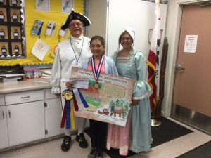 Chapter and State winner at St. Rose